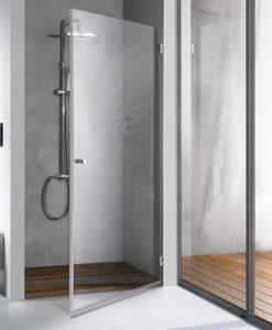 מקלחון פתיחה דלת