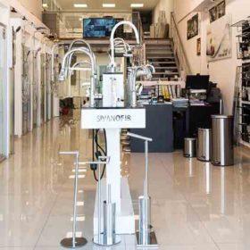 עיצוב חדר אמבטיה באמצעות אביזרים יפים, איכותיים ושימושיים ביותר