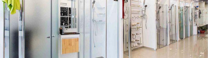 מקלחונים מסדרה יוקרתית