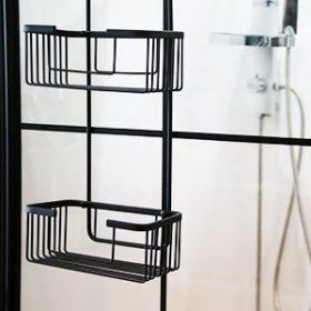 אמבטיון שחור - שימו לב לגימור האיכותי בפרזוליםולצבע האיכותי והיפה